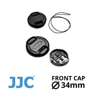 jual JJC Front Cap 34mm