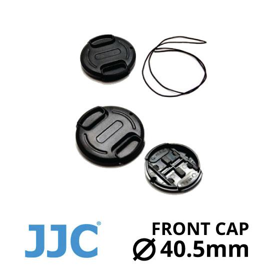 jual JJC Front Cap 40.5mm