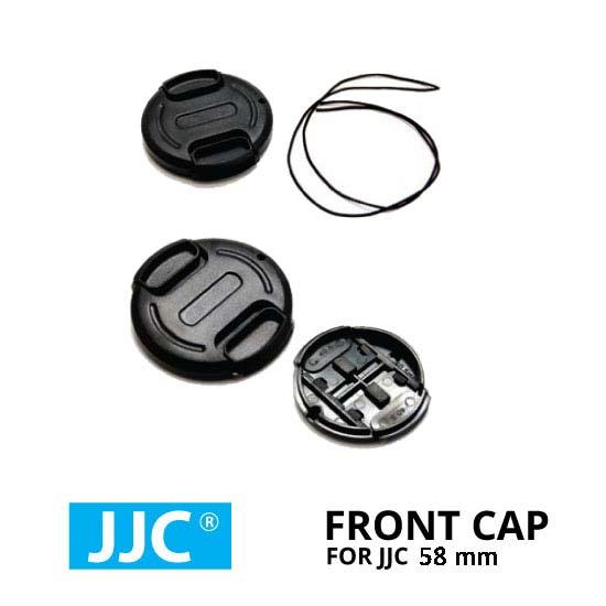 jual JJC Front Cap 58mm