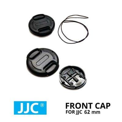 jual JJC Front Cap 62mm