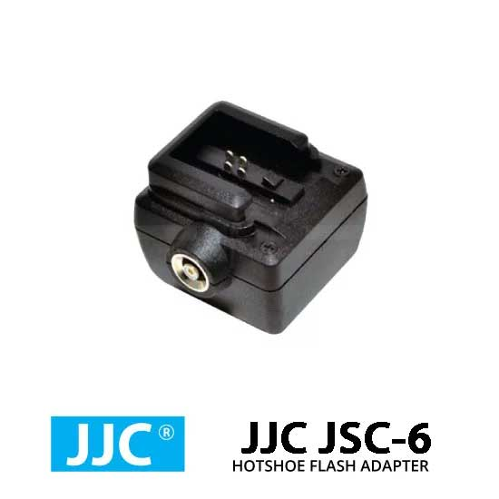 jual JJC Hot Shoe Adapter for Sony Flash Universal JSC-6