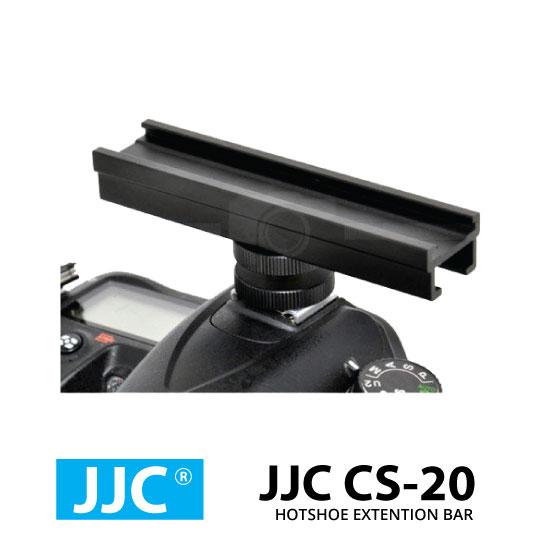 jual JJC Hot Shoe Extention Bar CS-20