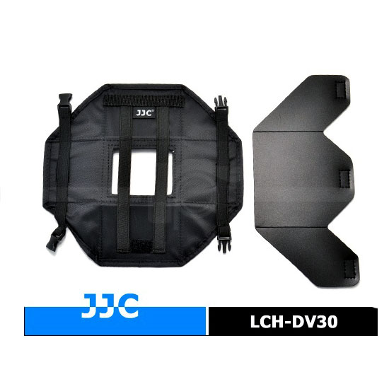JJC LCH-DV30 Collapsible LCD HOOD for Camcorders or DSLR