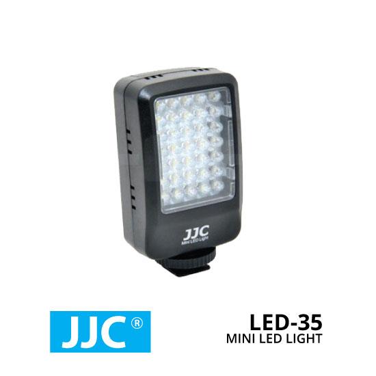 jual JJC LED-35 Mini LED Light
