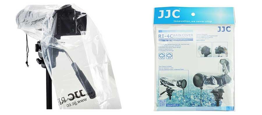 jual JJC Rain Cover DSLR Camera RI-4C