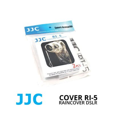jual JJC Rain Cover DSLR Camera RI-5