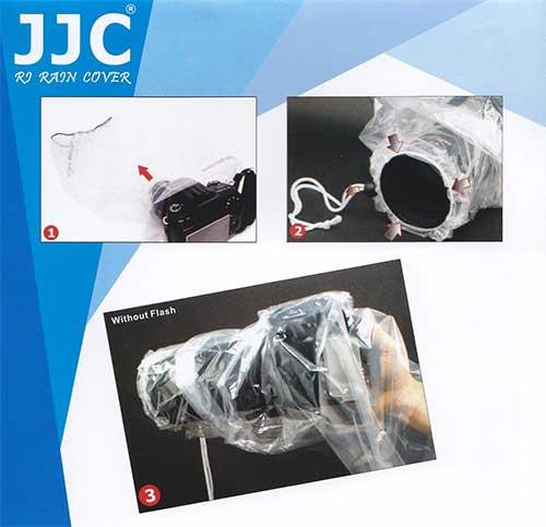 jual JJC Rain Cover DSLR Camera RI-5