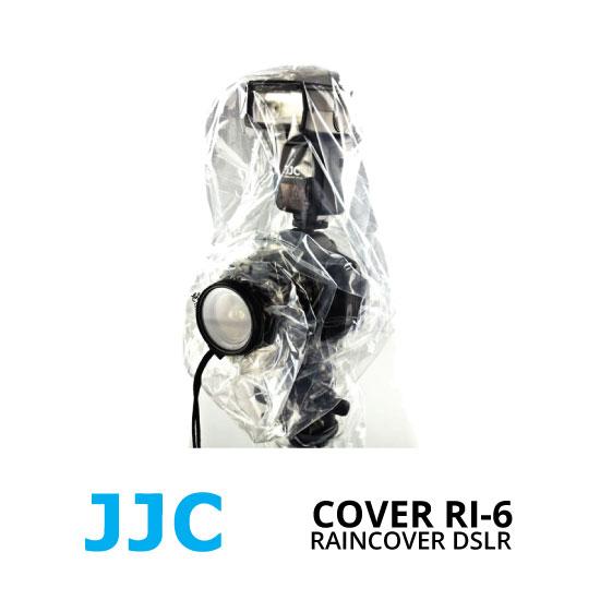jual JJC Rain Cover DSLR RI-6