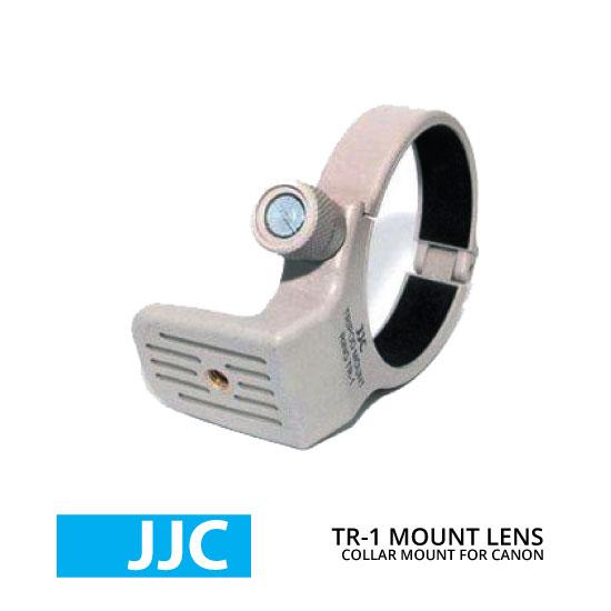 jual JJC TR-1 Tripod Collar Mount for Canon EF 70-200mm f/4L / IS