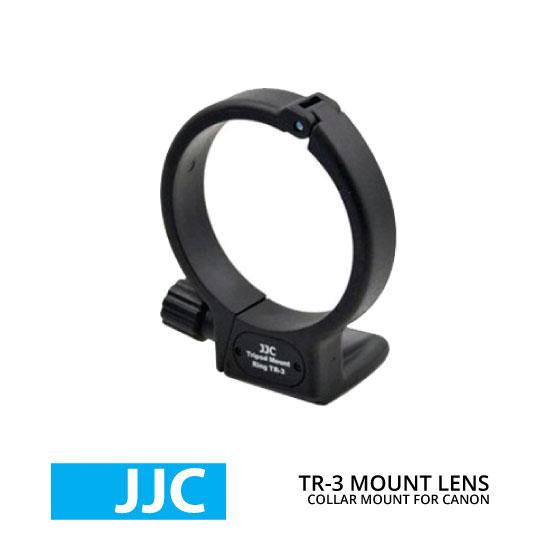 jual JJC TR-3 Tripod Collar Mount for Canon EF 100mm f/2.8L Macro IS USM