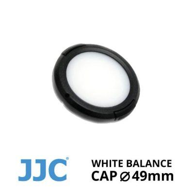 jual JJC White Balance Cap 49 mm