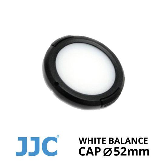 jual JJC White Balance Cap 52 mm