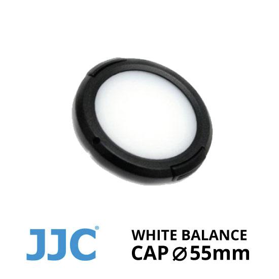 jual JJC White Balance Cap 55 mm
