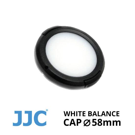 jual JJC White Balance Cap 58 mm