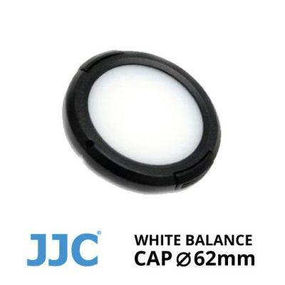 jual JJC White Balance Cap 62 mm