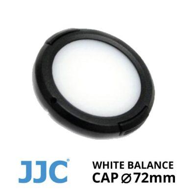 jual JJC White Balance Cap 72 mm