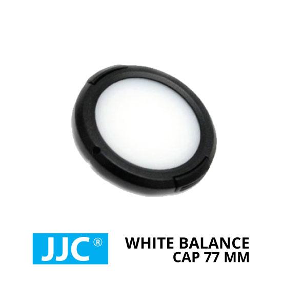 jual JJC White Balance Cap 77 mm