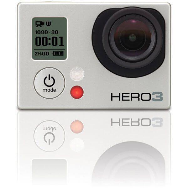Jual Action Cam GoPro HERO3+ Silver Harga Murah - Spesifikasi