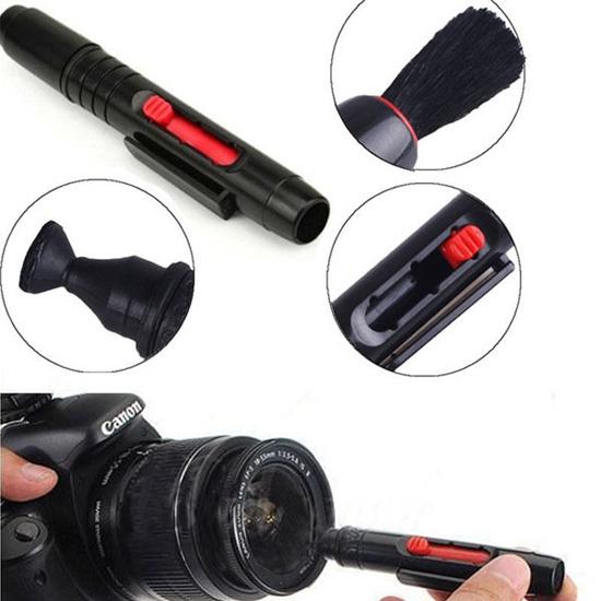 Jual Aksesoris Kamera Cleaning Kit 3 in 1 Harga Murah