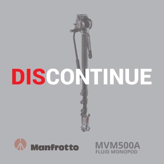 Jual Manfrotto MVM500A Aluminum Fluid Monopod