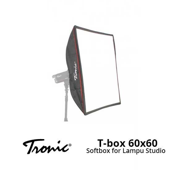 Jual Tronic Softbox T-box 60X60