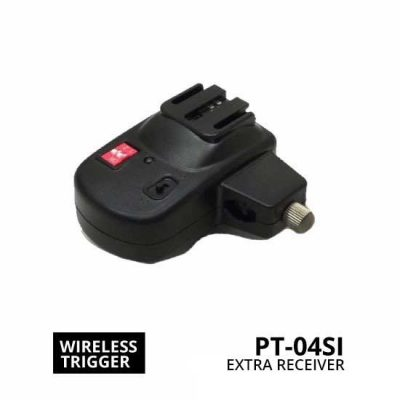 Jual Wireless Flash Trigger PT-04SI Extra Receiver