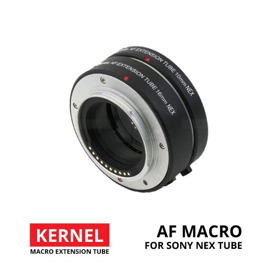 jual Kernel AF Macro Extension Tube for Sony NEX