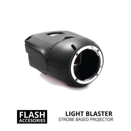 jual Light Blaster Strobe Based Projector