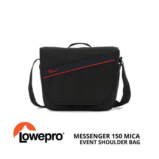jual Lowepro Event Messenger 150 Black