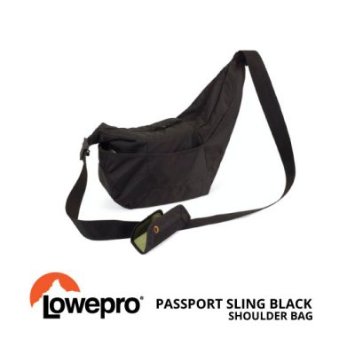 jual Lowepro Passport Sling Black