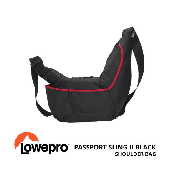 jual Lowepro Passport Sling II Black