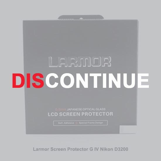 jual Larmor Screen Protector G IV Nikon D3200