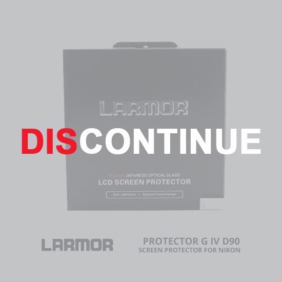 jual Larmor Screen Protector G IV Nikon D90