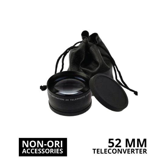 jual Lens Tele Converter 52mm