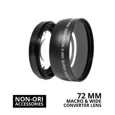 jual Lens Wide Macro Converter 72mm