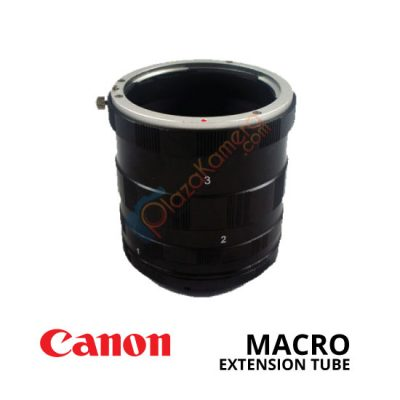 jual Macro Extension Tube for Canon