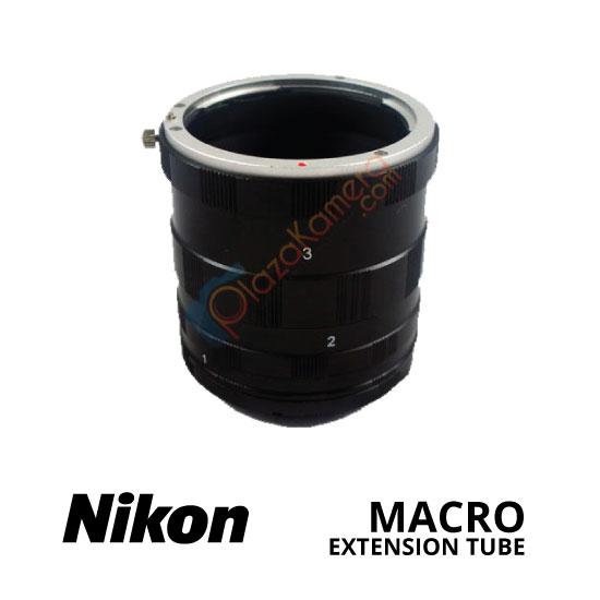 jual Macro Extension Tube for Nikon