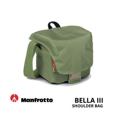 jual Manfrotto Bella III Shoulder Bag