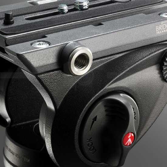Manfrotto MVM500A Aluminum Fluid Monopod