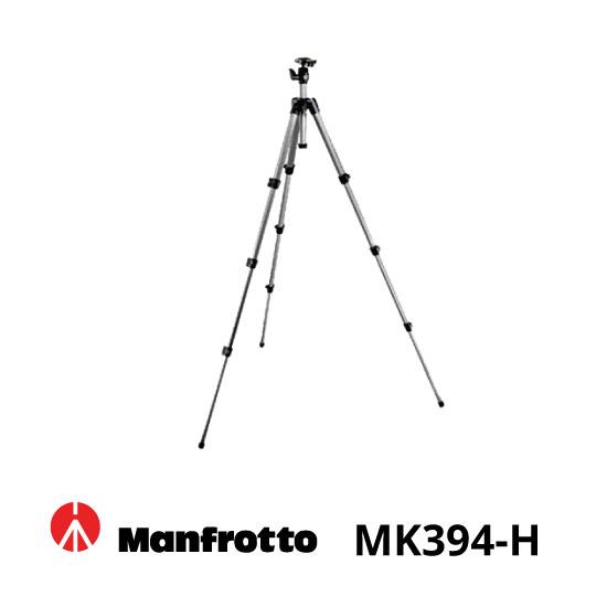 jual Manfrotto Tripod MK394-H Photo Kit