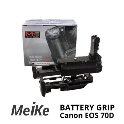 Jual Meike Battery Grip Canon EOS 70D surabaya jakarta