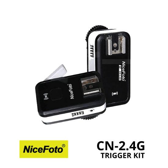 jual NiceFoto Wireless Flash Trigger Kit CN-2.4G