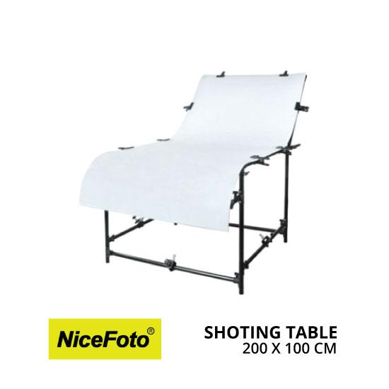 jual Nice - Shooting Table - 200X100