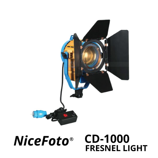 jual Nice Foto Fresnel Light CD-1000