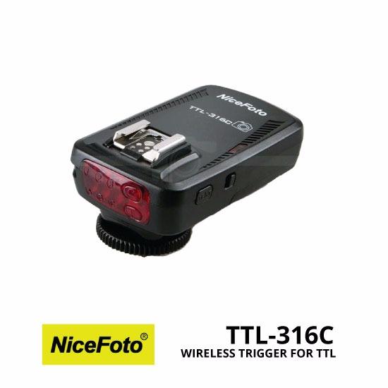 jual Nice Foto Trigger TTL-316C