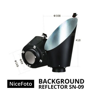 jual NiceFoto Background Reflector SN-09