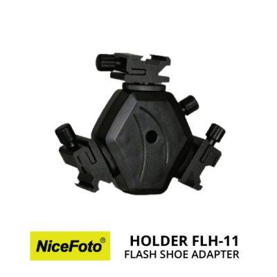 jual NiceFoto Flash Holder FLH-11