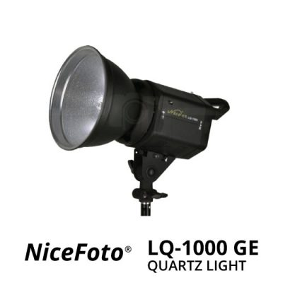 jual NiceFoto GE Quartz Light LQ-1000