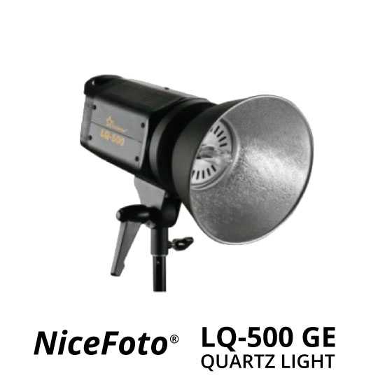 jual NiceFoto GE Quartz Light LQ-500