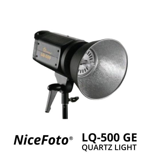 jual NiceFoto GE Quartz Light LQ-500